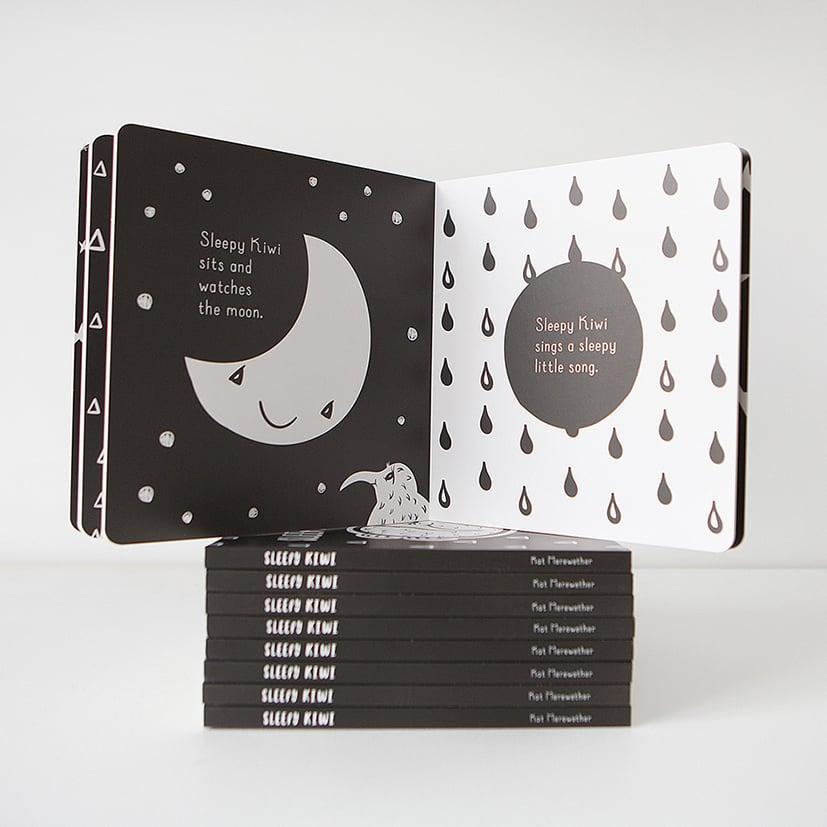 Image of Sleepy Kiwi - Board Book