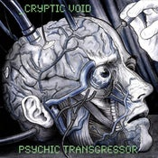 "Image of CRYPTIC VOID Psychic Transgressor 5"" lathe"
