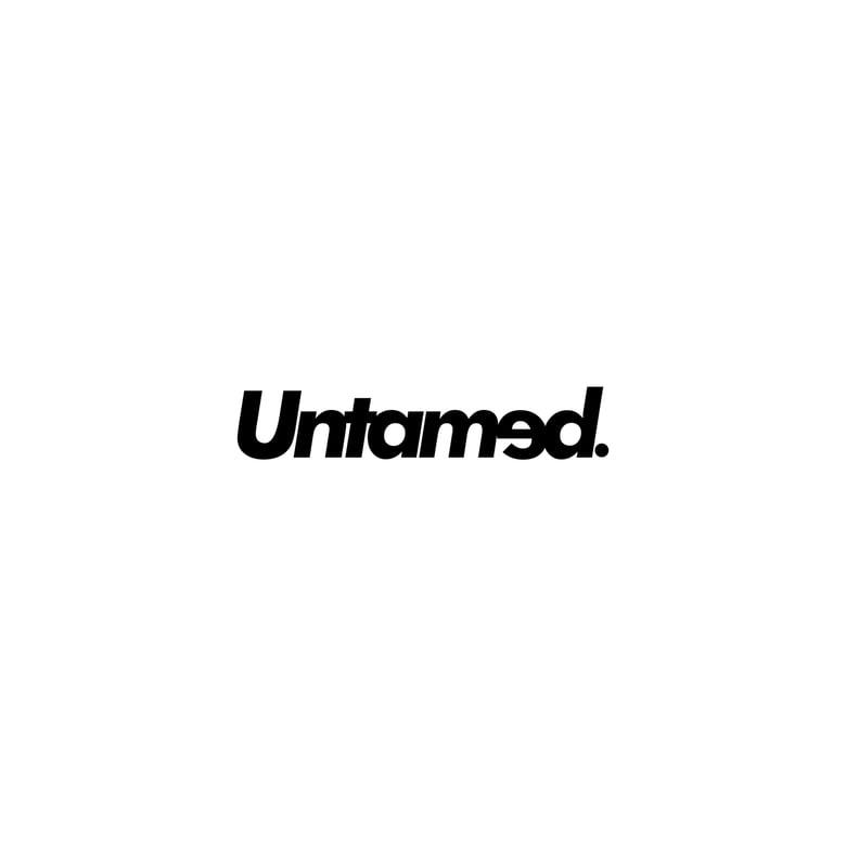 Image of Untamed - 3 inch Die Cut Stickers