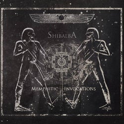 Image of SHIBALBA - Memphitic Invocations - Digi CD