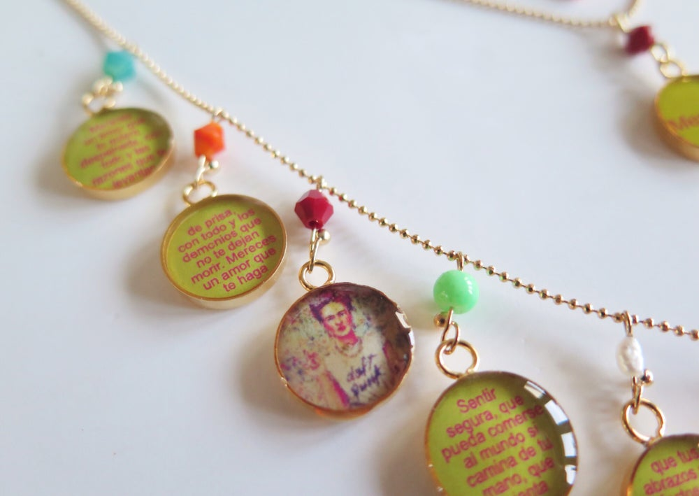 Image of Oh Frida Necklace