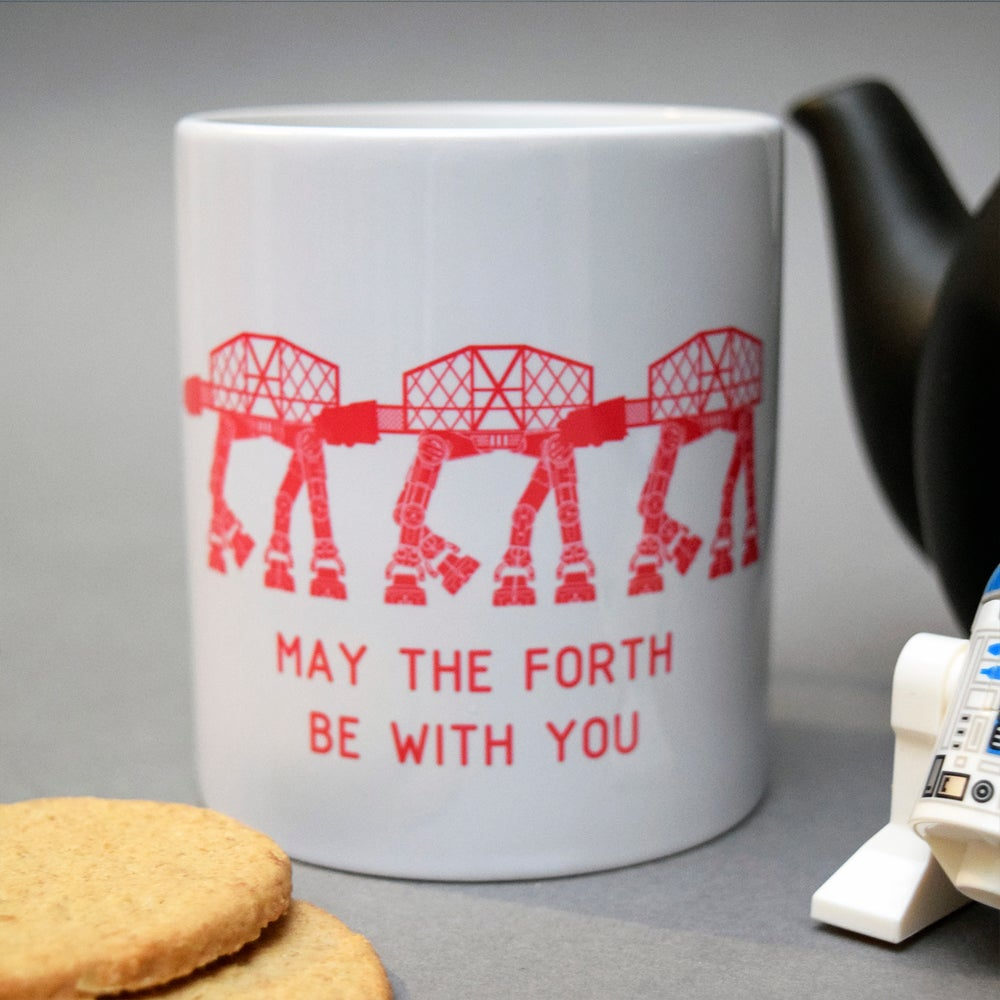 Image of 'May the Forth be with you' (Mug)
