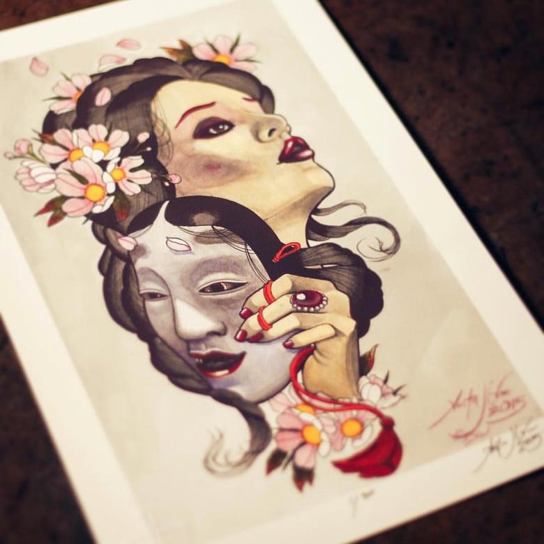 "Image of ""Wendy"" (Print)"