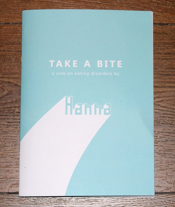 Image of Hanna Issue 2: Take a Bite
