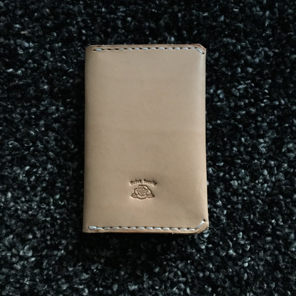 Image of Travel wallet — Natural