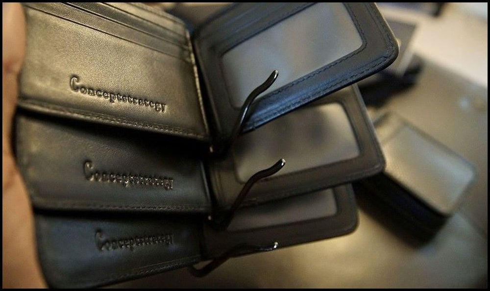 Image of The Active Sport ➐ ™ - RFID Block Security Wallet