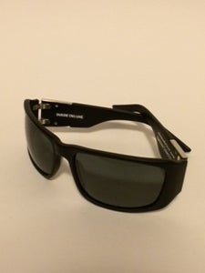 Image of Crown Deluxe Sunglasses-Suede