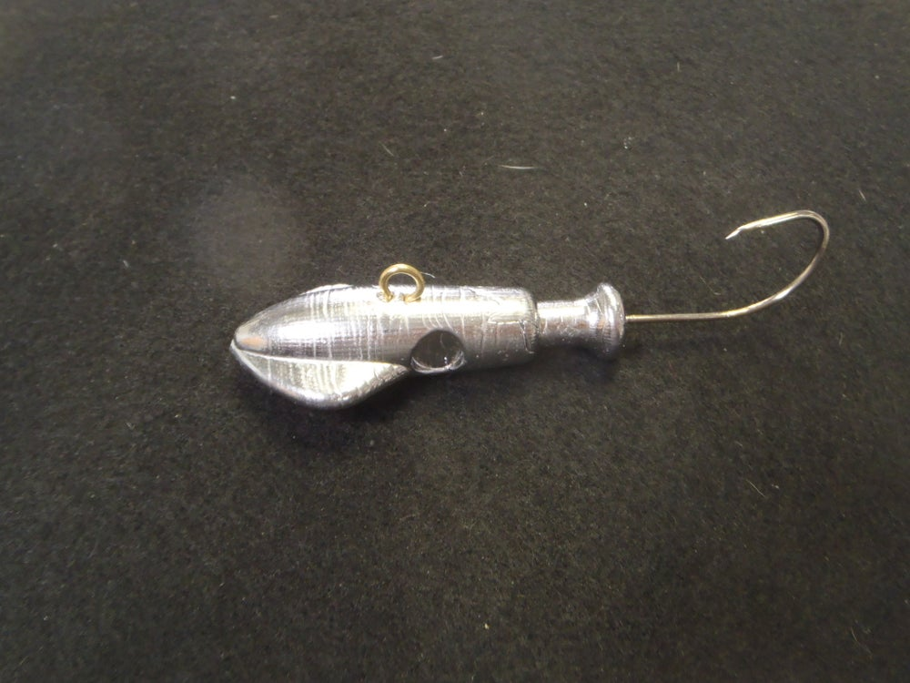 Image of UNPAINTED SQUID JIG HEADS