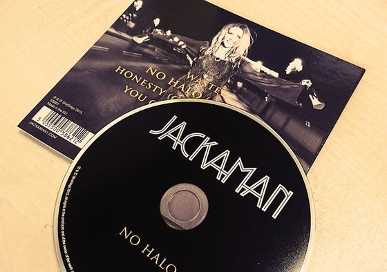 Image of No Halo EP (CD)