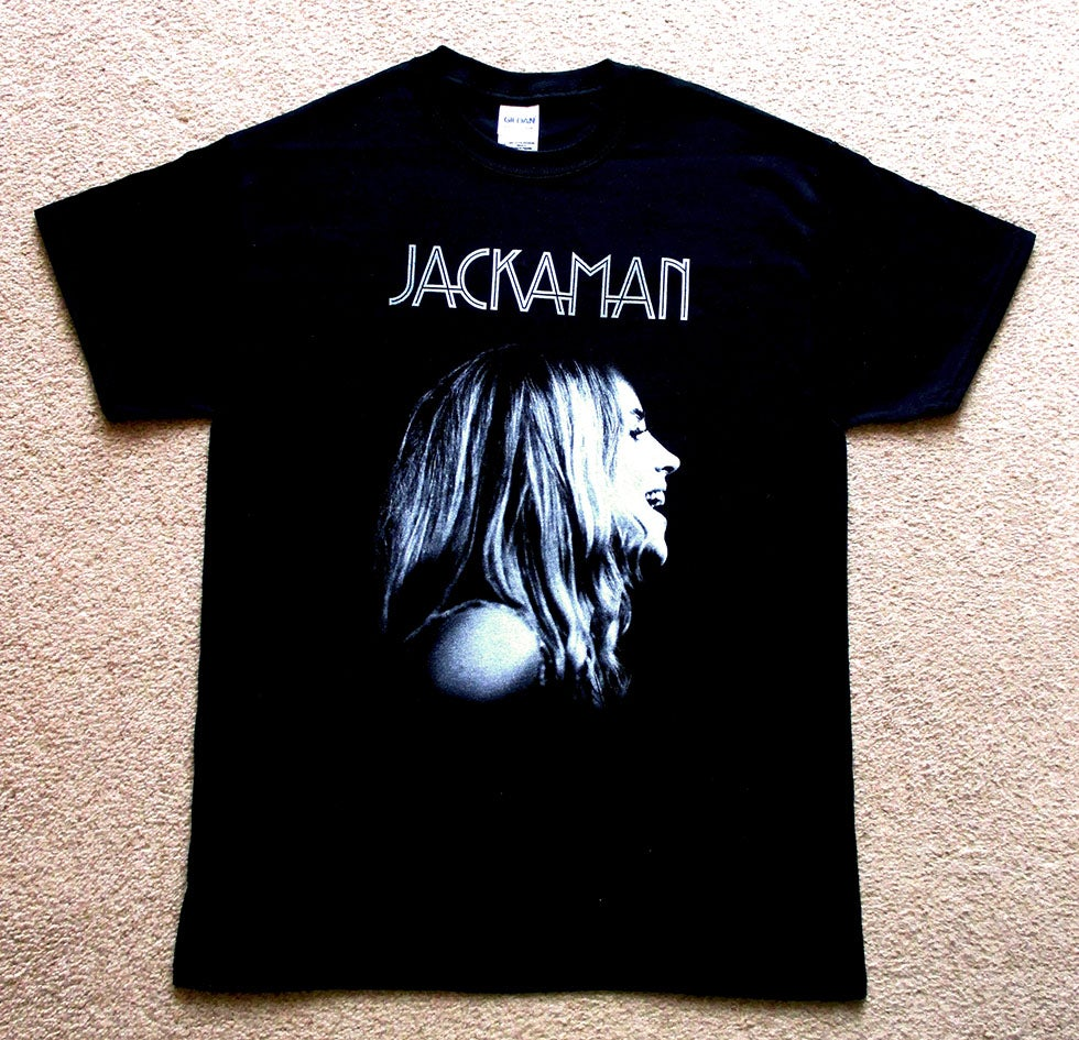 Image of Jackaman T-Shirt (black)