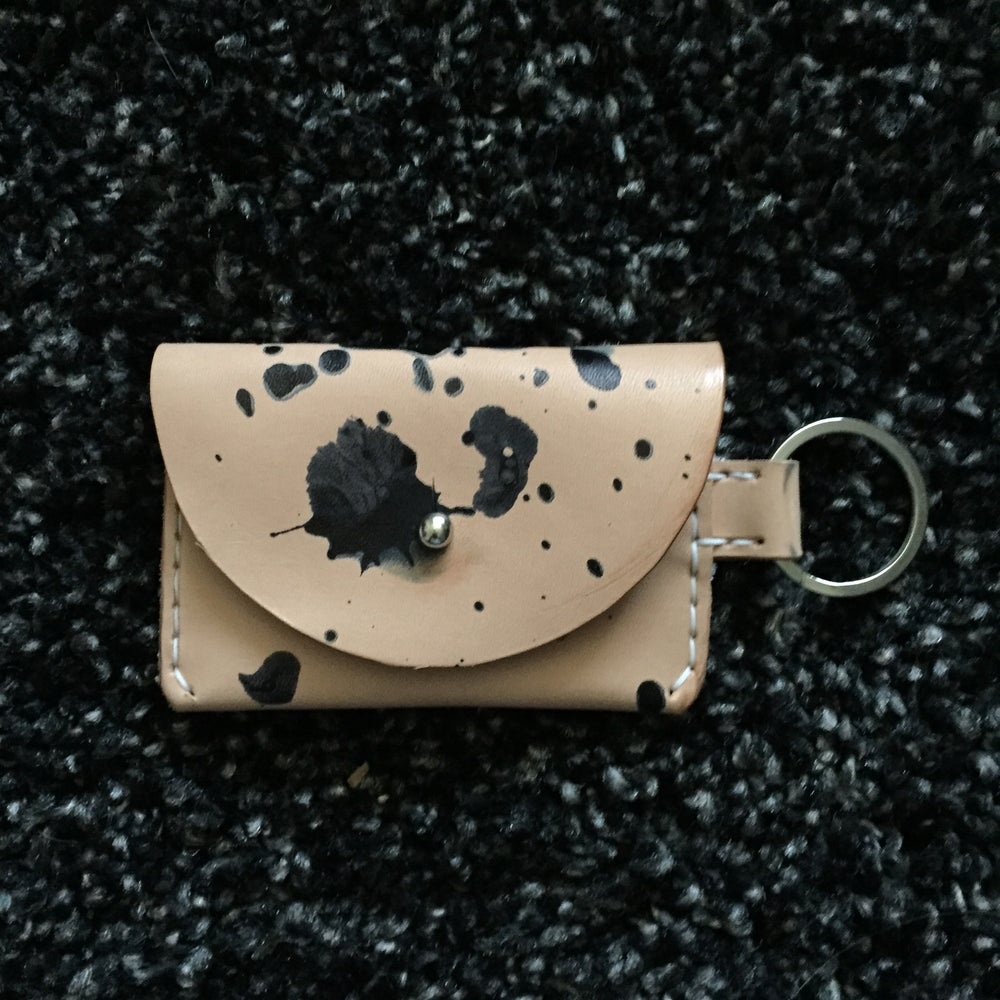 Image of The Alison Wallet — Splatter