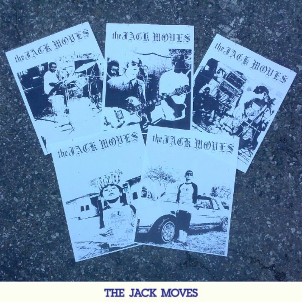 Image of The Jack Moves CD