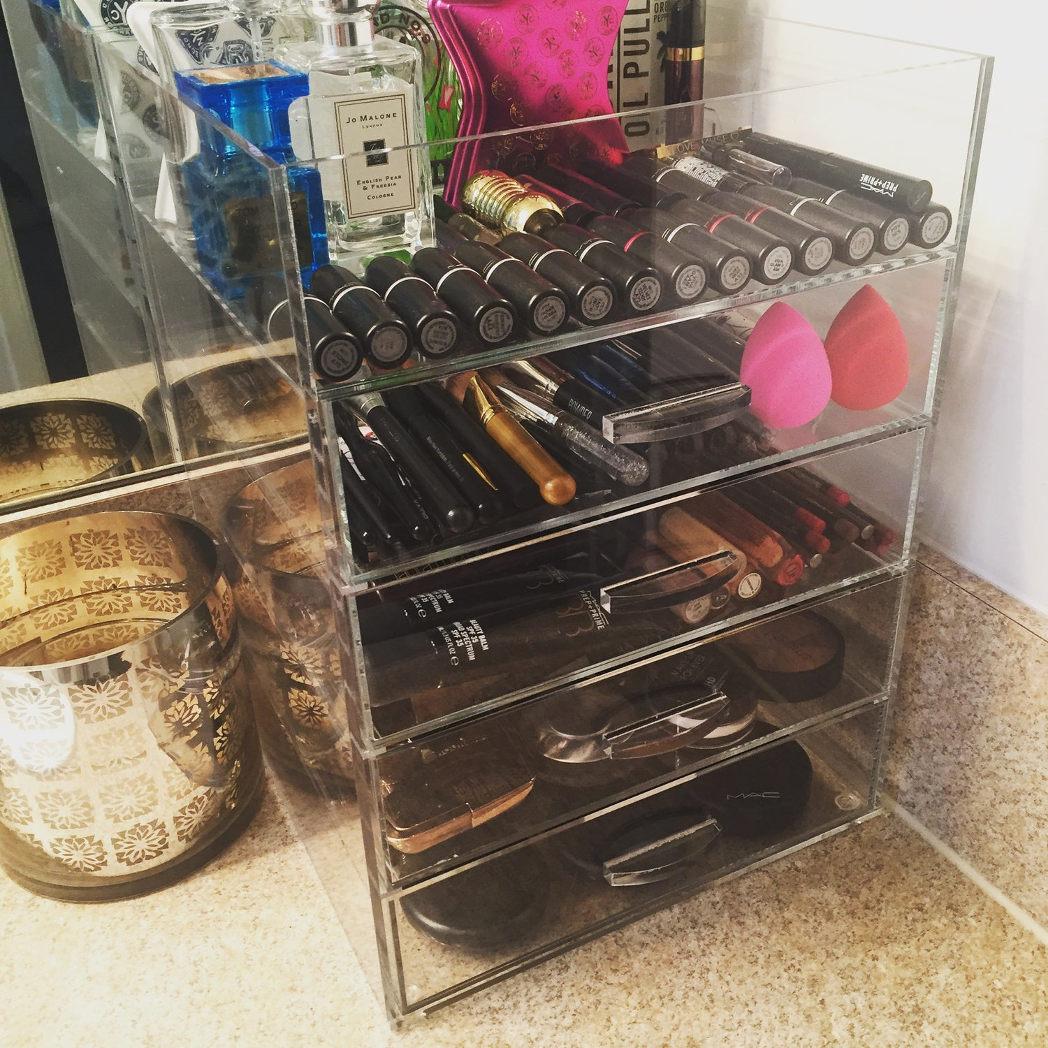 Image of 'Grand Beauty' Vanity Organizer