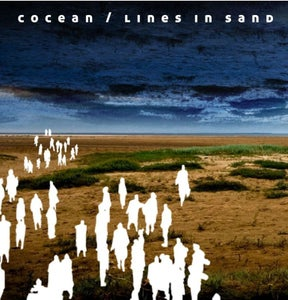 Image of Lines in Sand/Cocean split single