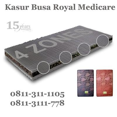 Image of Jual Kasur Busa Royal Medicare 0811-311-1105