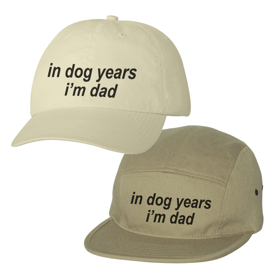 Image of In Dog Years I'm Dad Hat