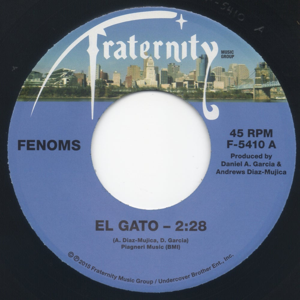 "Image of El Gato / Menace - 7"" Vinyl"