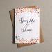Image of Sparkle & Shine - Greeting Card