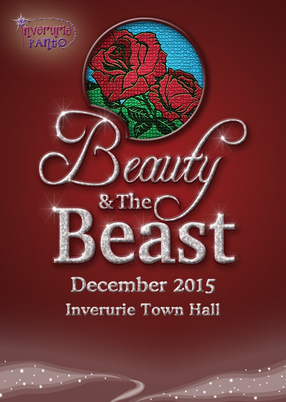 Image of Beauty and the Beast - Inverurie Panto 2015