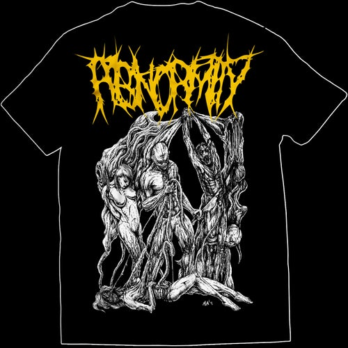 Image of Abnormity - Emanation of Putrid Entrails - T-Shirt