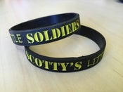 Image of Limited Edition Scotty's Little Soldiers Wristbands
