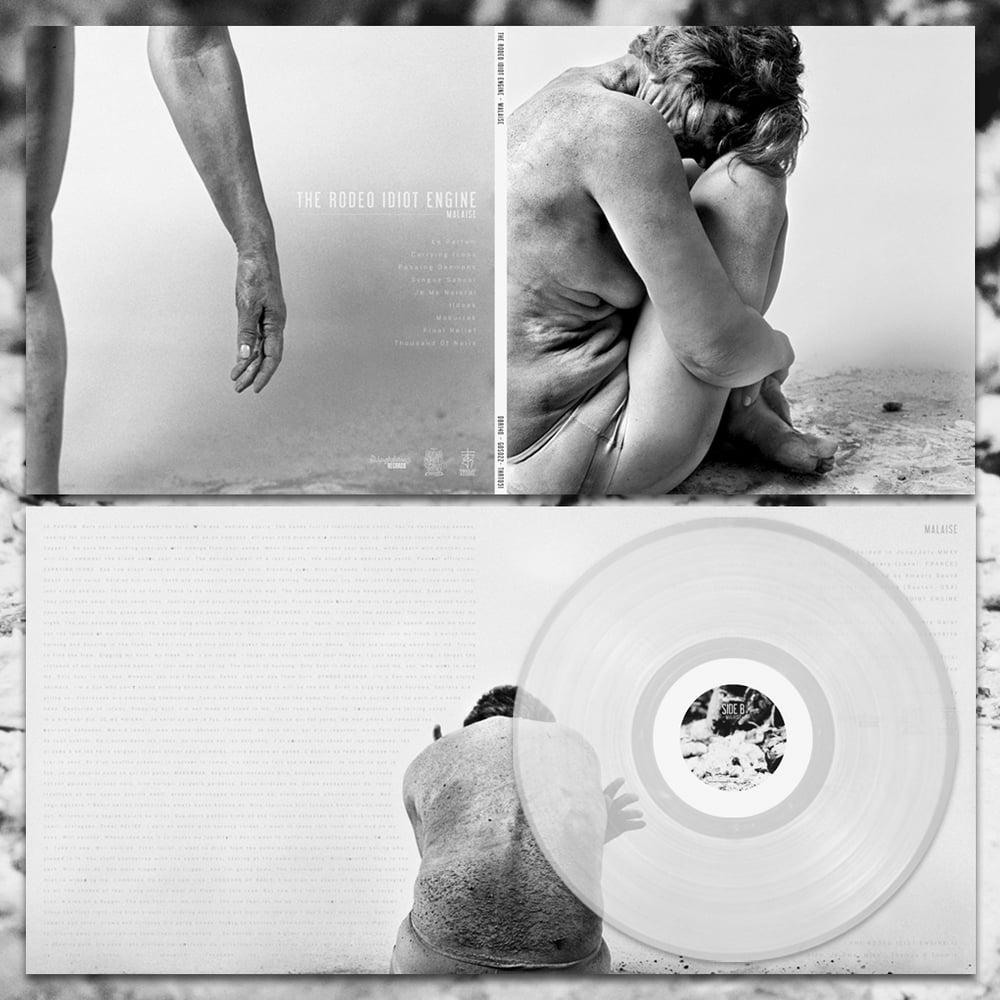 "Image of Malaise 12"" / CD"