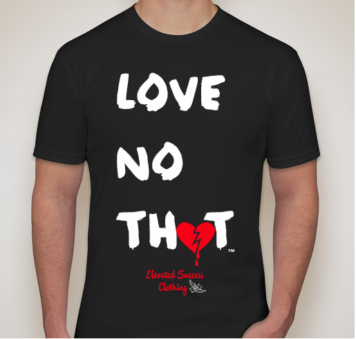 "Image of 2016 ""Love No Thot"" Black Shirt"