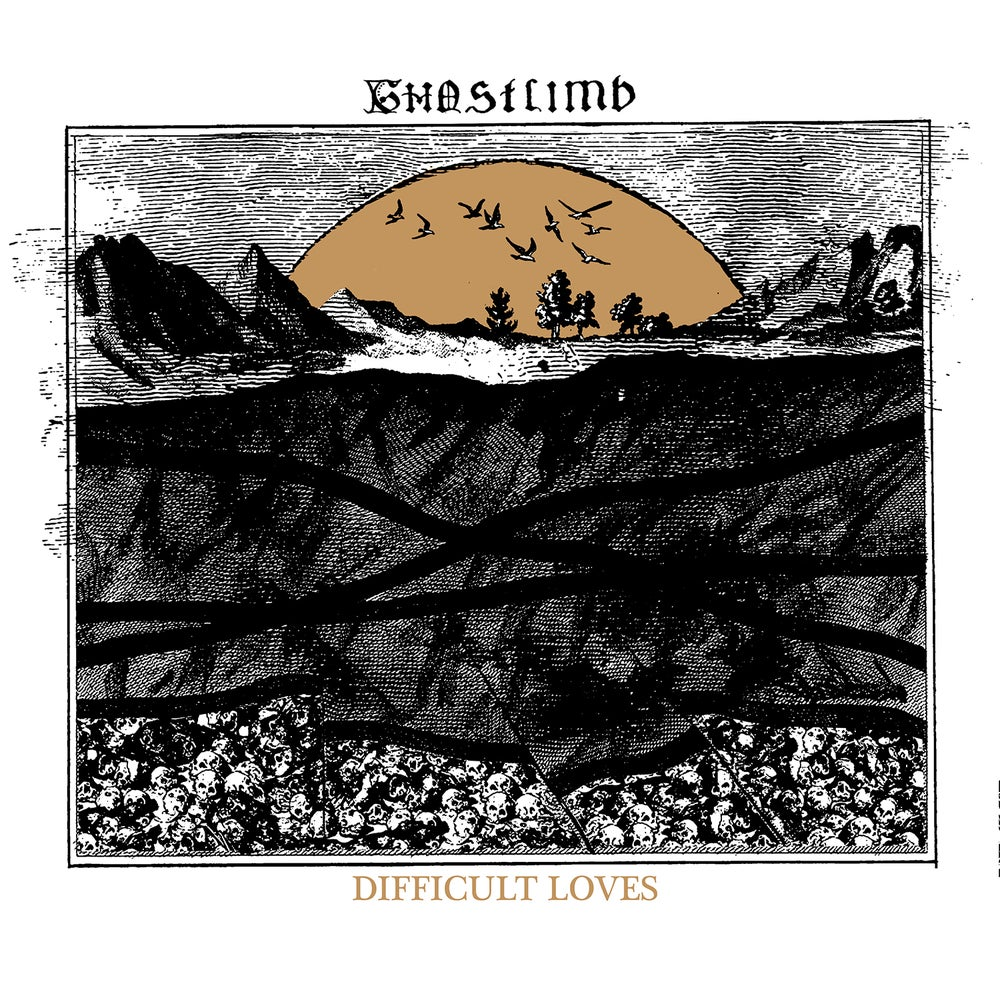 "GHOSTLIMB ""DIFFICULT LOVES"" LP"