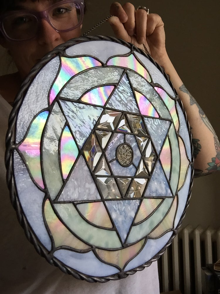 Image of XL Custom Mandala