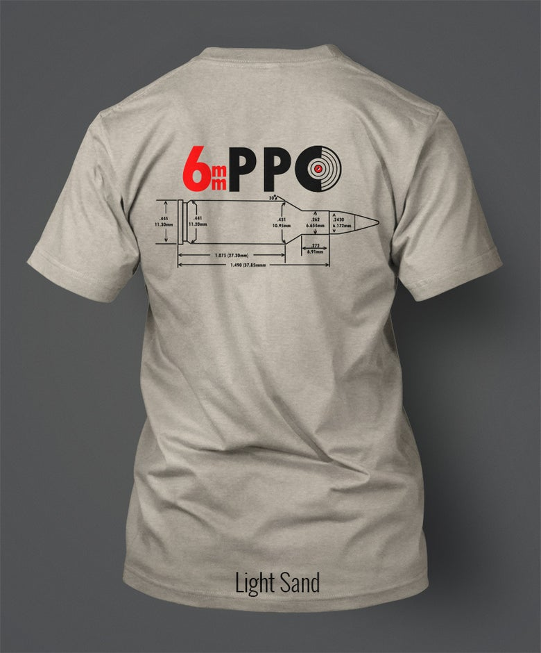 Image of 6mm PPC T-Shirt