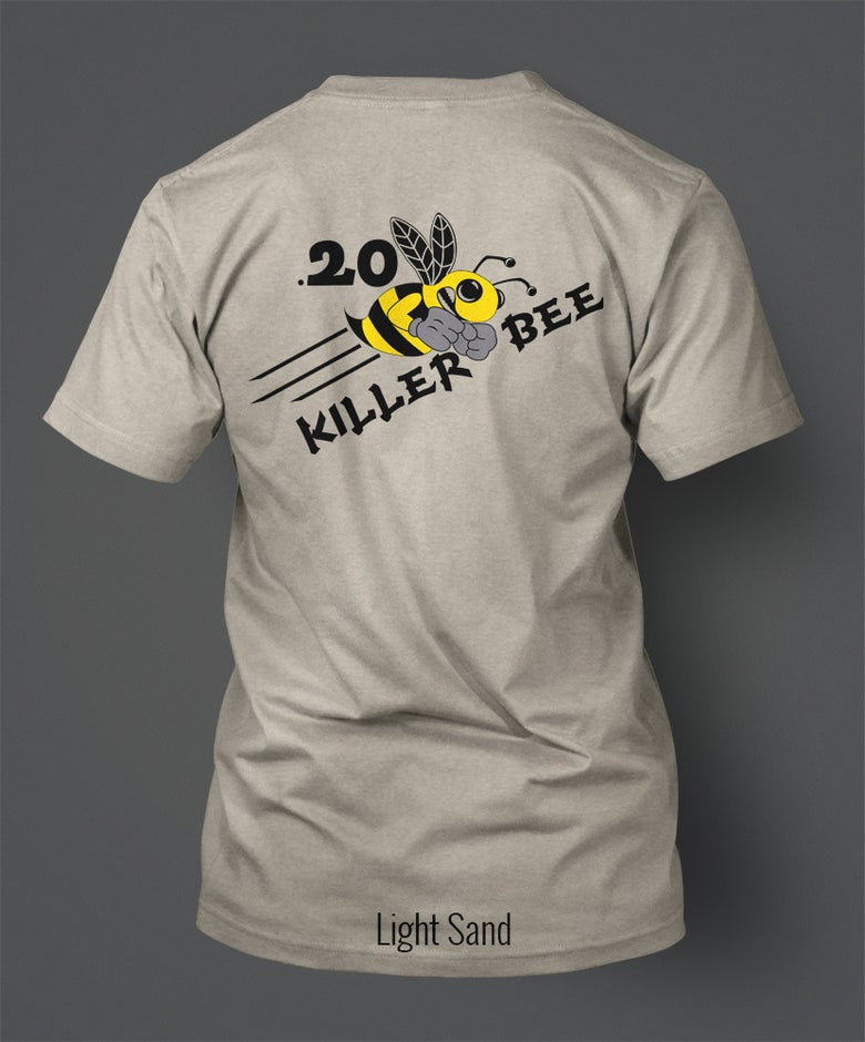 Image of .20 Killer Bee T-Shirt