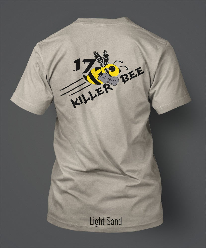 Image of .17 Killer Bee T-Shirt