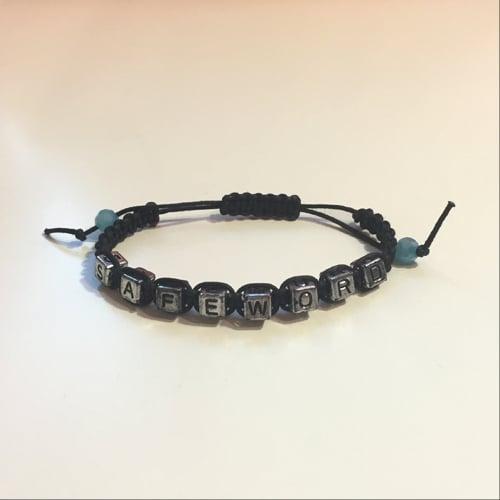 Image of Safeword Bracelet