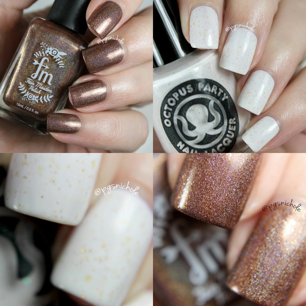 Image of LIMITED EDITION 2016 OPNL X FAIR MAIDEN POLISH