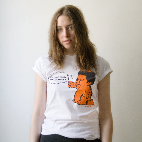 Image of THE GARFIELD COLEMAN TEE