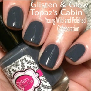 Image of Glisten & Glow Topaz's Cabin - Young Wild and Polished Collaboration