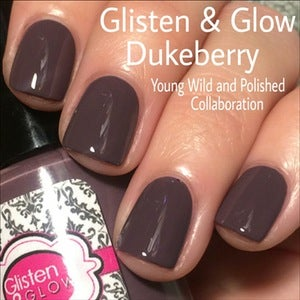 Image of Glisten & Glow Dukeberry - Young Wild and Polished Collaboration