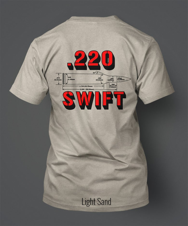 Image of .220 Swift T-Shirt