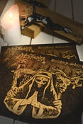 Image of NunSlaughter / Brudny Skurwiel Split Lp