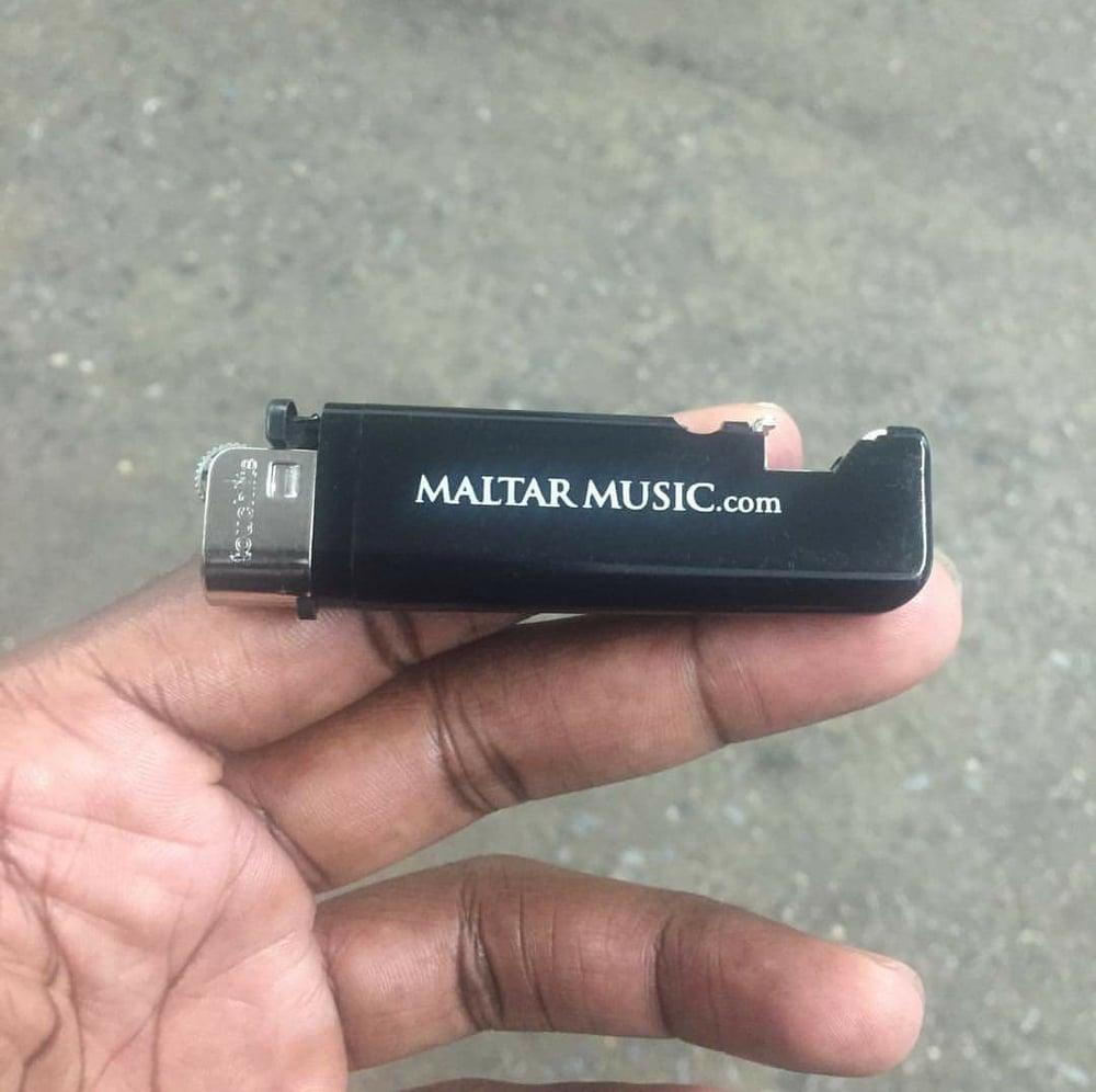 Image of MalTar Music Lighter w/Bottle Opener