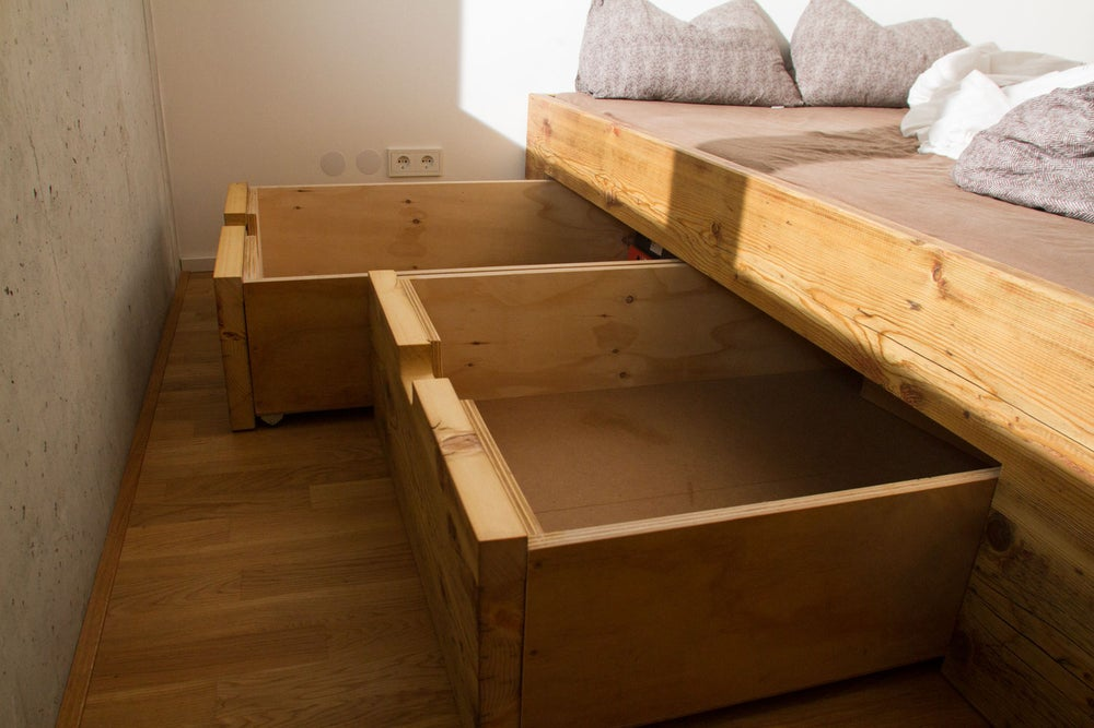 Image of Two big drawers