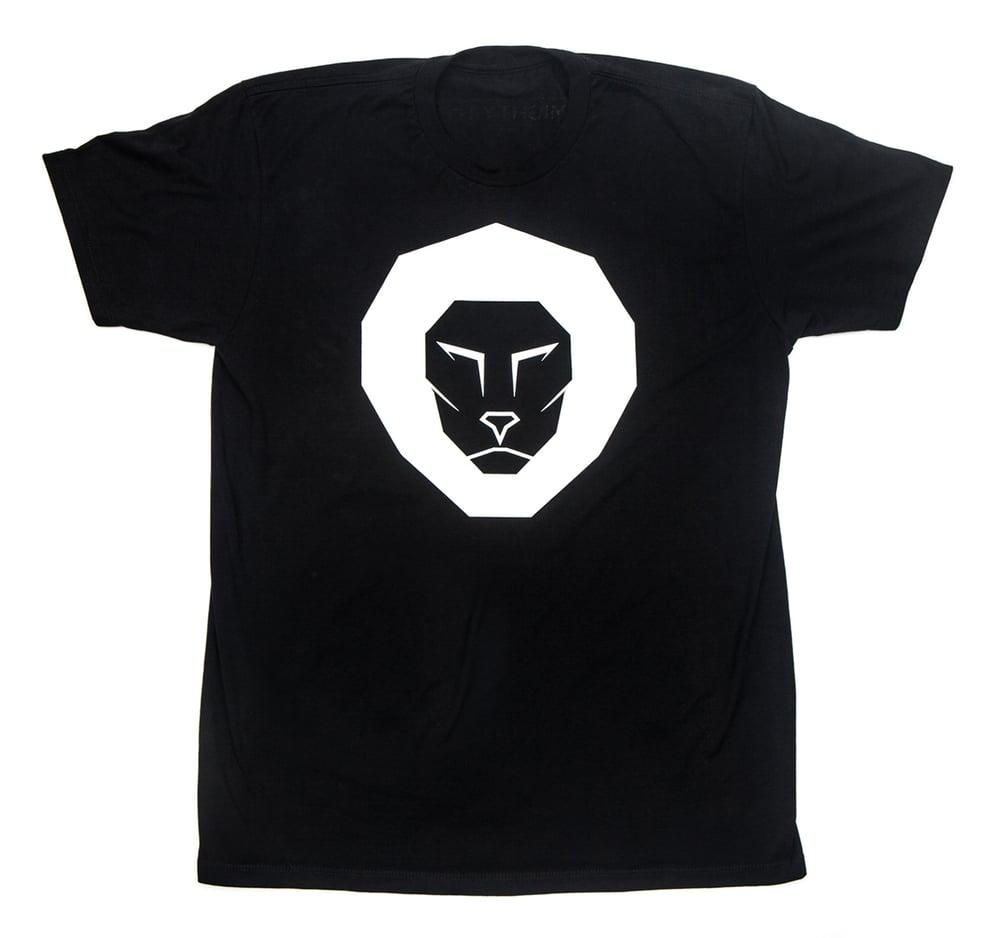 Image of Black Lion T-Shirt