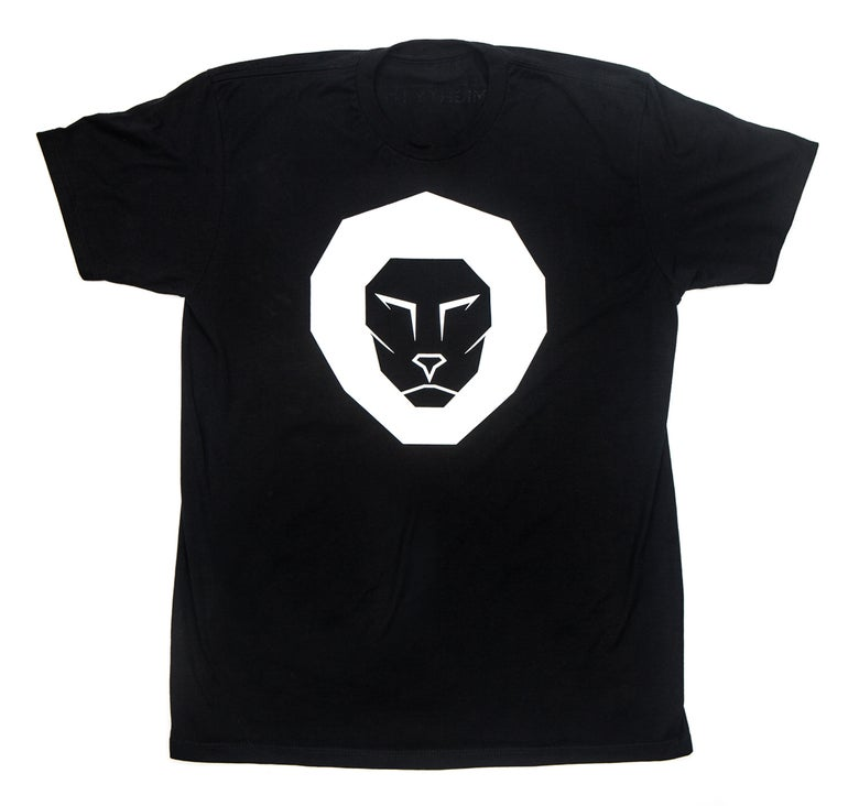 Image of Black Lion T-Shirt