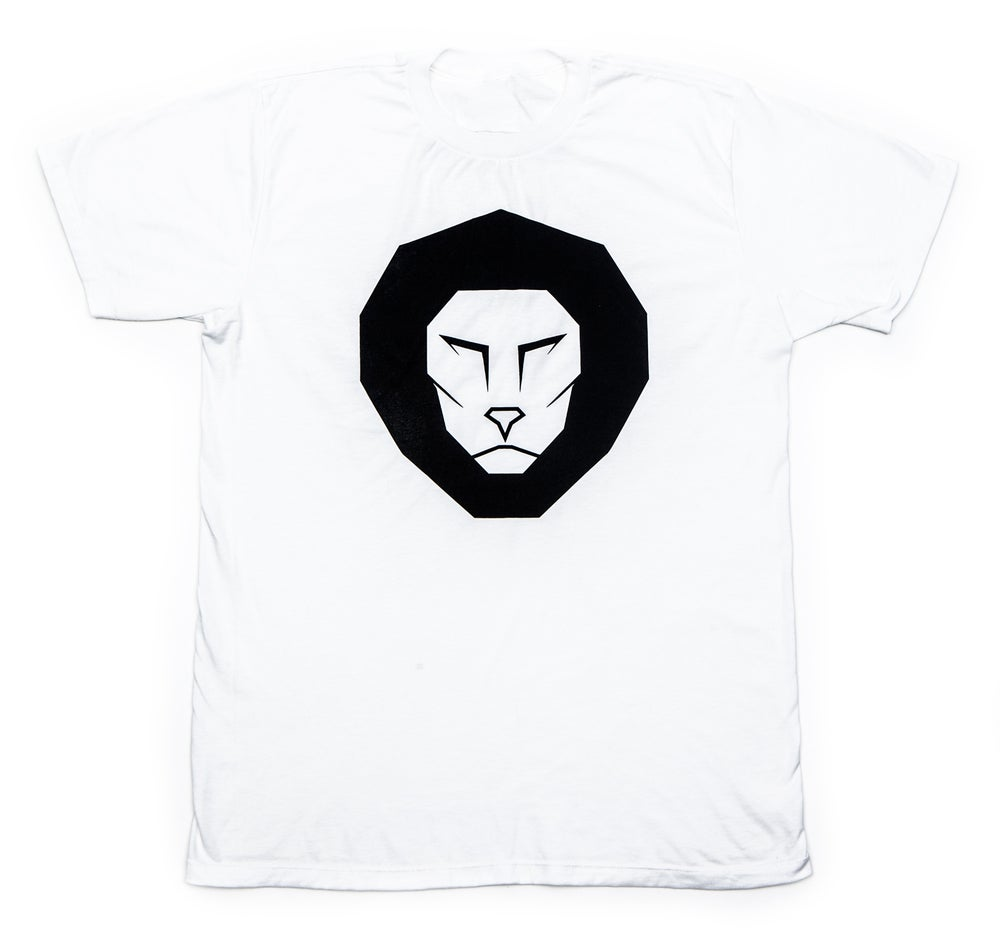 Image of White Lion T-Shirt