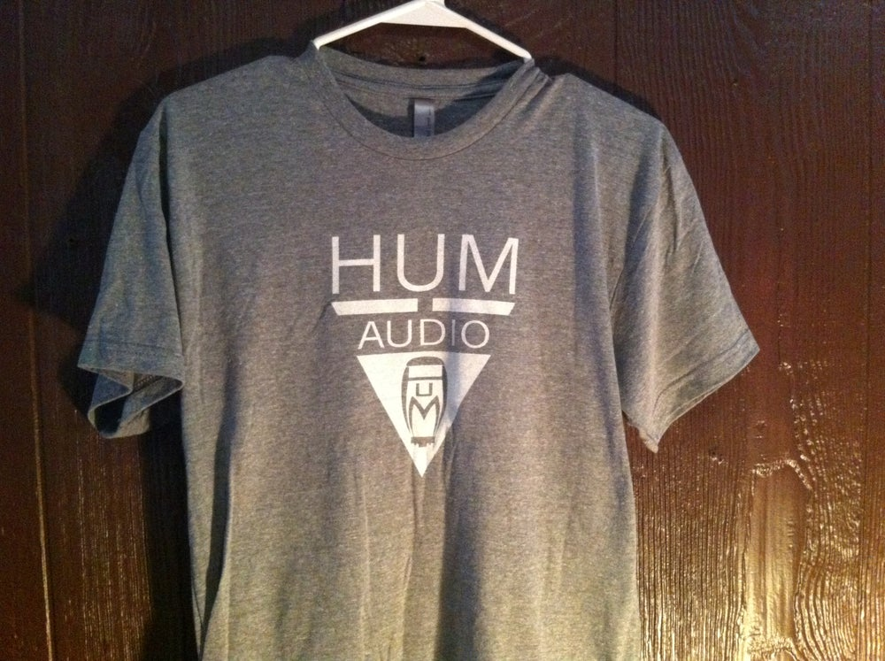 "Image of Hum - ""Hum Audio"" T-shirt"