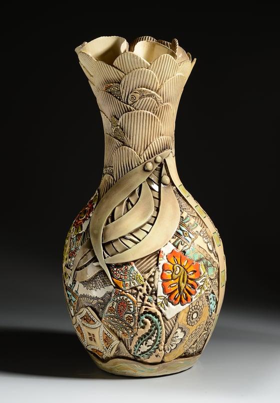 Image of Round Bottom Floor Vase