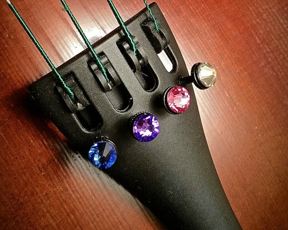 Image of Teeny Tiny Bling (1/8 and 1/4 Size Violins)