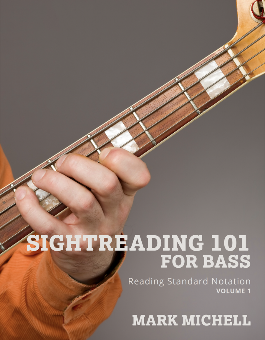 "Image of ""Sightreading 101 for Bass"" • Print"