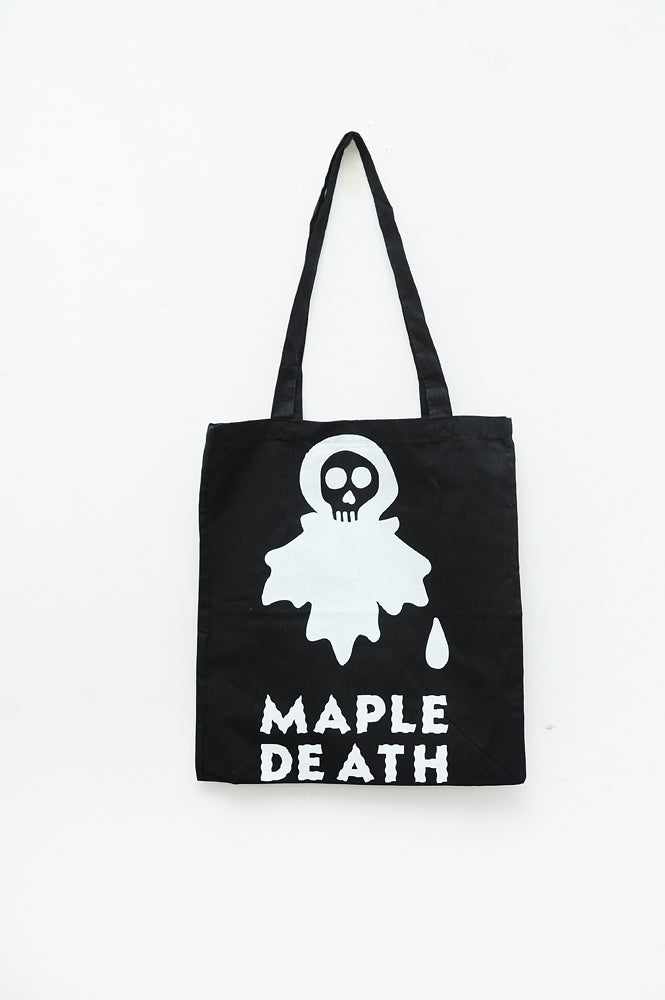 Image of Maple Death Tote Bag