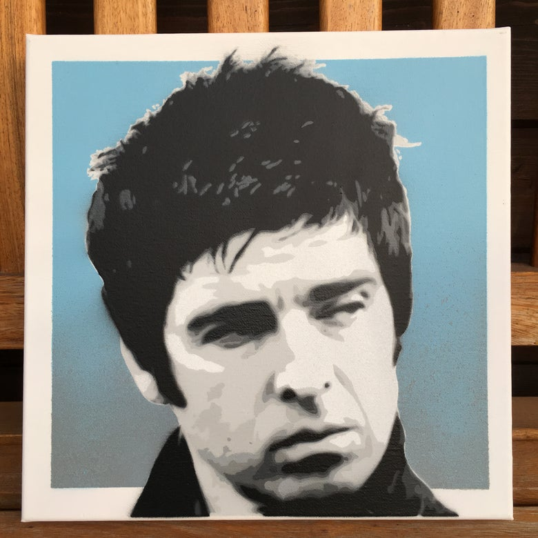 Image of Noel Gallagher; The Chief
